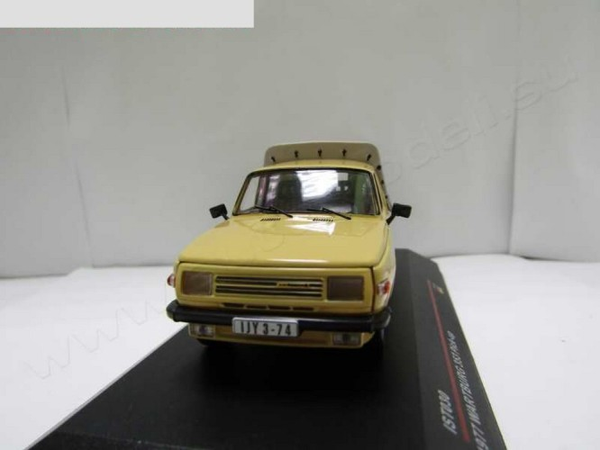 WARTBURG 353 PICK-UP 1967, CREAM | П-3961
