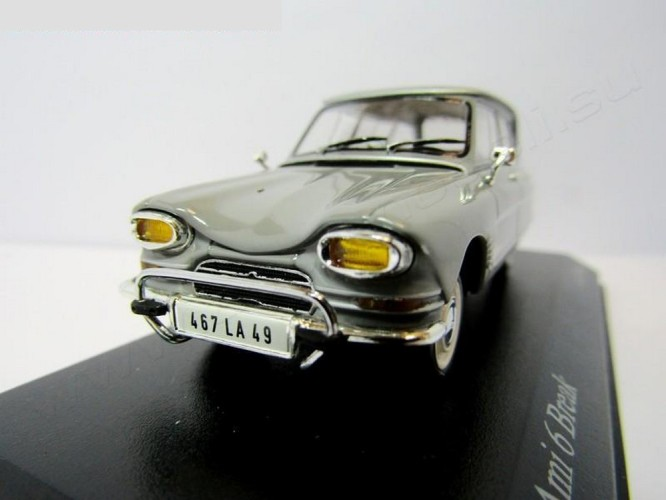 CITROEN AMI 6 BREAK | П-4618