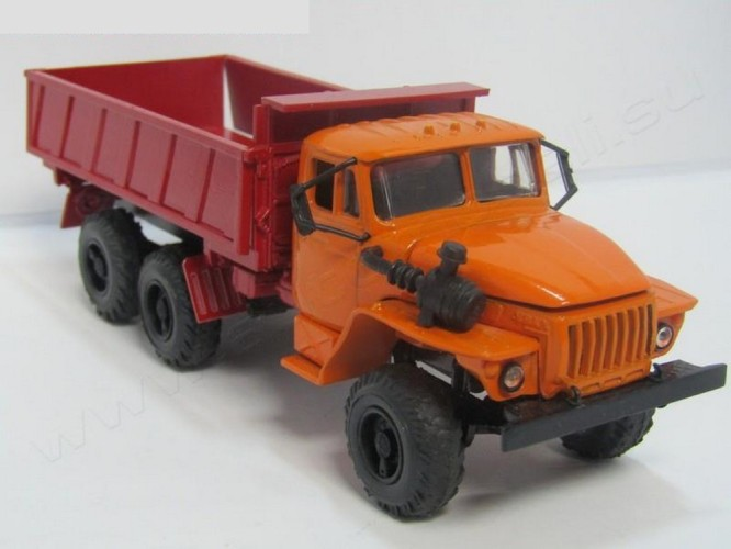 УРАЛ 4320 | Г-6812