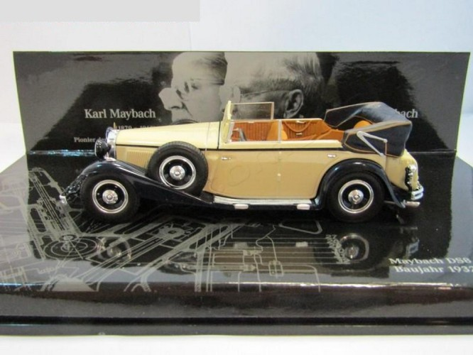 "MAYBACH DS8 ""ZEPPELIN"" BAUJAHR 1932 